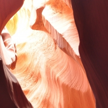 Antelope Canyon, Upper Canyon; Arizona/USA