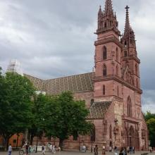 Basilejský katedrála
