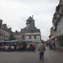 Bretaň, Quimper