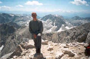 na vrcholu Grosser Priel