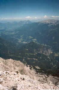 údolí