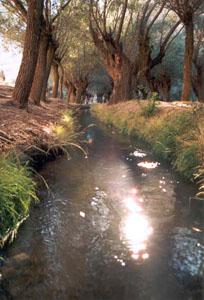 údolí Ihlara