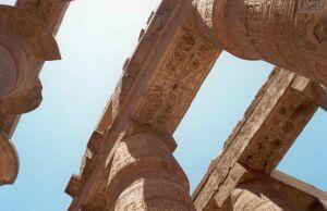 chrám v Karnaku