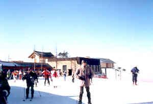lyžování v Jižní Koreji
