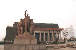 náměstí nebeského klidu