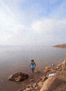mrtvé moře v Jordánsku
