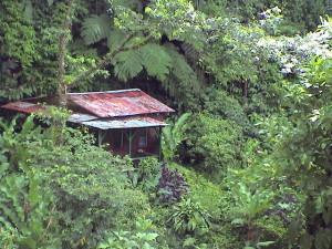 venkovské obydlí