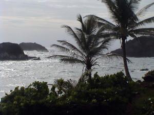 Salybia (místo údajného vylodění K. Kolumba)