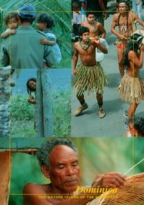 pohlednice Carib Territory