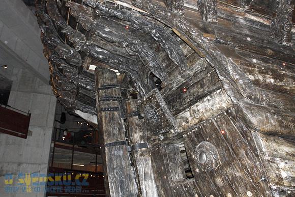 Vasa Muzeum, loď Vasa