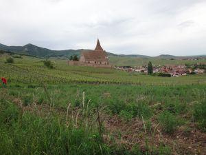 kostel v Hunawihru