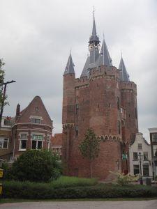 Zwolle_saska_brana