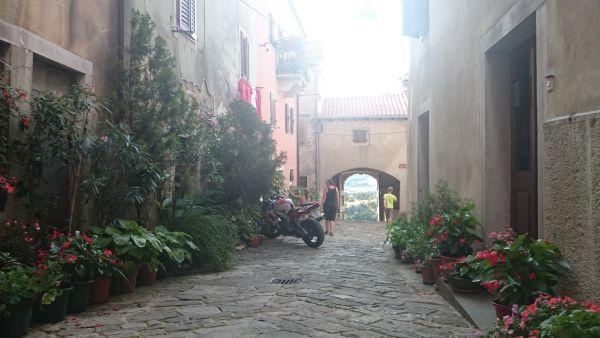 Buzet, Malá brána z konce 16. století