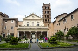 Kostel sv. Cecilie
