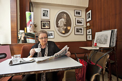 Kavárna Korb oslavila letos své 110. narozeniny.